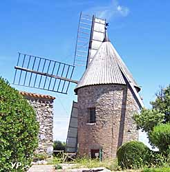Moulin à grain