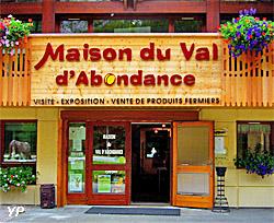Maison du Val d'Abondance (Maison du val d'Abondance)