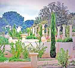 Jardin Antique Méditerranéen (Jardin Antique Méditerranéen)