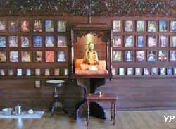 Temple Hindouiste de Gopalji Mandir (Congrégation de l'Ordre Monastique Vaisnava)