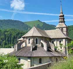 Abbaye d'Abondance (Abbaye d'Abondance)