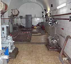Fort de la Salmagne - usine