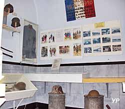 Fort de la Salmagne - salle d'exposition 1914/18