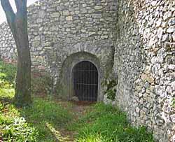 Vestiges du Fort de Montmélian (Service Patrimoine - Ville de Montmélian - Savoie)