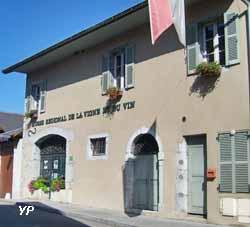 Musée régional de la Vigne et du Vin (Musée régional de la Vigne et du Vin - Montmélian - Savoie)