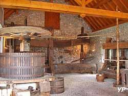 Musée régional de la Vigne et du Vin