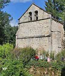 Église de Saint-Priest-les-Vergnes (Bertrand Dumont Saint Priest)