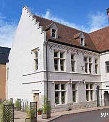 Refuge de l'Abbaye d'Etrun (Conseil d'Architecture, d'Urbanisme et d'Environnement du Pas de Calais)