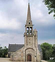 Chapelle Saint-Gildas (doc. Mairie de Carnoet)