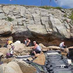 Grotte de Menez Dregan