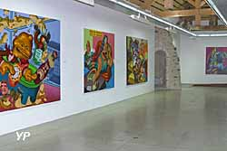 Exposition Peter Saul, 2012
