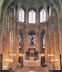 Église Saint-Leu Saint-Gilles