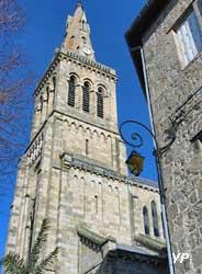 balcon dans église