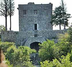 Château de Roquevaire (Office de Tourisme Intercommunal de Sauve)
