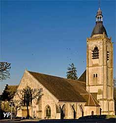 Église Saint-Hilaire (F. Chenu / Ville de Nogent-le-Rotrou)