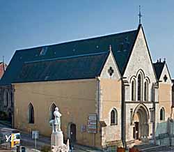 Église Notre-Dame (F. Chehu / Ville de Nogent-le-Rotrou)