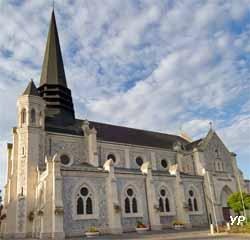 Église Saint-Laurent (Mémoires et traditions en Bas Pays)