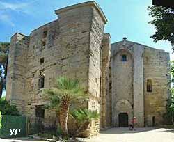 Ancienne cathédrale Saint-Pierre de Maguelone (doc. Les Compagnons de Maguelone)