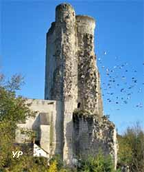 Donjon (Mairie de Scorbé Clairvaux)