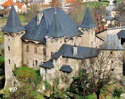 Château de Costaroches (château Manuel de Locatel) (Mairie d'Albertville)