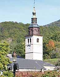 Eglise Saint Grat de Conflans (Mairie d'Albertville)