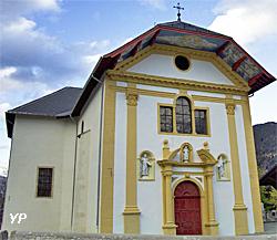 Musée le Trésor de Saint-Nicolas de Veroce et son Église Baroque (Musée d'art sacré)