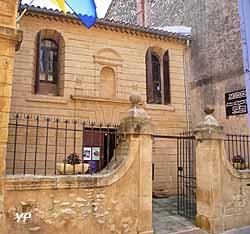 Musée Rural et d'Histoire Locale - Ancienne chapelle des Pénitents Blancs (Les Amis de Jouques)