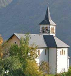 Église Saint-Alban (Guide du Patrimoine des Pays de Savoie)