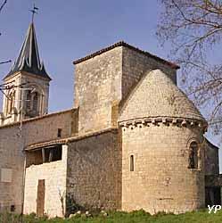 Église Saint-Pierre-aux-Liens (Mairie d'Engayrac)