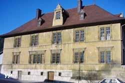 Musée de l'horlogerie (Musée de l'horlogerie)