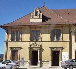 Musée de l'horlogerie (doc. Musée de l'horlogerie)