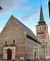 Église Saint-Pierre et Saint-Romain (Mairie de Savennières)