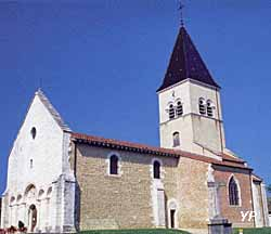 Église Saint Paul (doc. Mairie de Saint Paul de Varax)