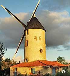 Moulin à vent de Rairé (Anne Billet)