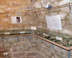 Musée de la préhistoire du Ségala Quercynois  (Pierre Durand, Les Amis de la Tour de Teyssieu)
