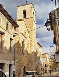 Temple protestant - ancienne église des Dominicains
