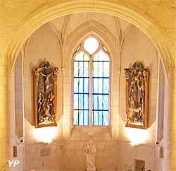 Église Saint-Aubin (Turquant Animation et Métiers d'Art)