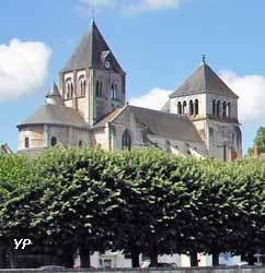 Collégiale de Saint-Aignan (doc. OT Val de Cher - Saint-Aignan)