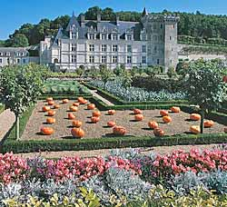 Jardins et château de Villandry