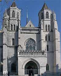Cathédrale Saint-Bénigne (Office de Tourisme de Dijon - Atelier Démoulin)