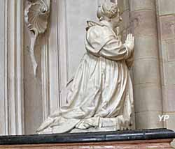Priant de Marguerite Brulart (Guillaume Berthelot)