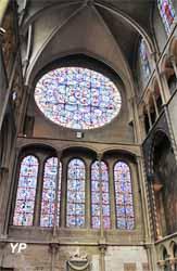Croisillon Sud du transept