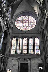 Croisillon Nord du transept