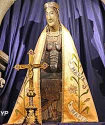 Statue de Notre-Dame de Bon-Espoir (XIe s.)
