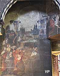 Fresque du Calvaire (XVe s.)