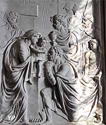 L'Adoration des Mages (Jean Moreau, 1822)