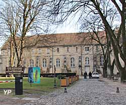 Musée Archéologique - Abbaye Saint-Bénigne (Yalta Production)