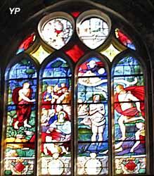 Baptême du Christ dans le Jourdain