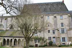 Abbaye bénédictine Saint-Paul de Cormery