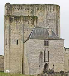 Donjon de Loches (doc. Yalta Production)